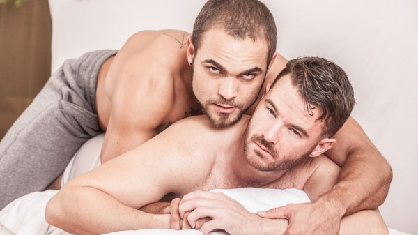 Gay Massage House 2 Scene 1 - Brock Avery, Brendan Patrick