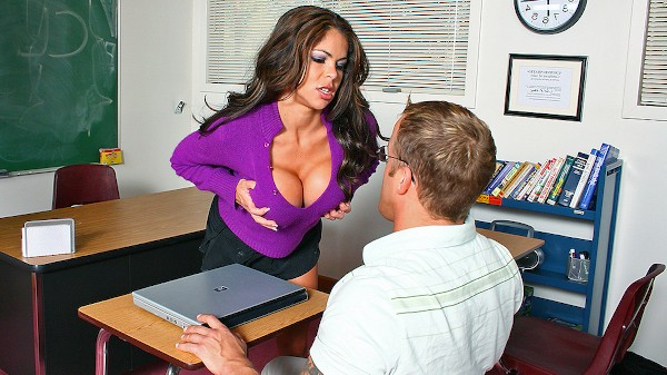 New Ways of Teaching - Brazzers Porn Scene