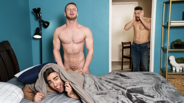 Enjoy Ass Swap Part 4: Bareback on Twinkpop.com Featuring Brandon Evans, Lucas Leon, Casey Jack