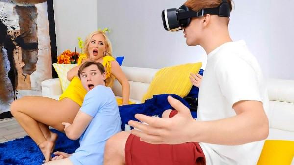 Pumped For VR!!! - Brazzers Porn Scene