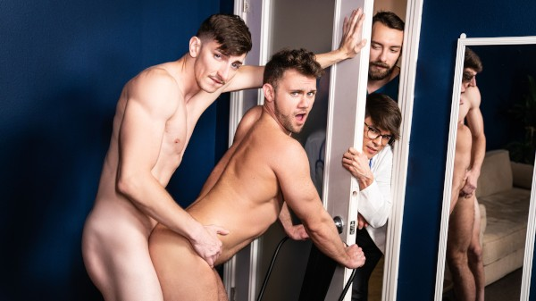Intensive Cum Unit Part 3: Bareback - feat Blaze Austin, Michael Jackman