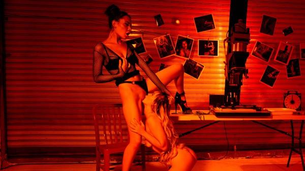 TOTM - In The Darkroom - Lezdom Bliss Lesbian Porn Video