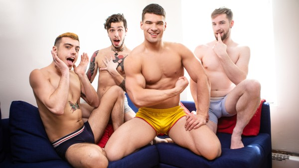 Watch Gawkers Uncut on Male Access - All the Best Gay Porn in One place
