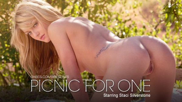 Picnic For One - Staci Silverstone - Babes