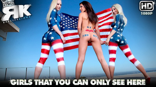 United We Stand Sammie Rhodes Porn Video - Reality Kings