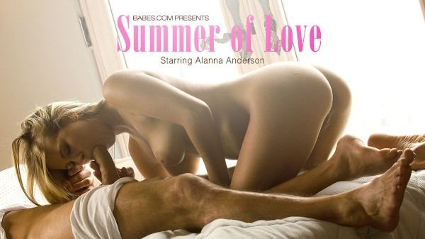 Summer Of Love - Danny Mountain, Alanna Anderson - Babes