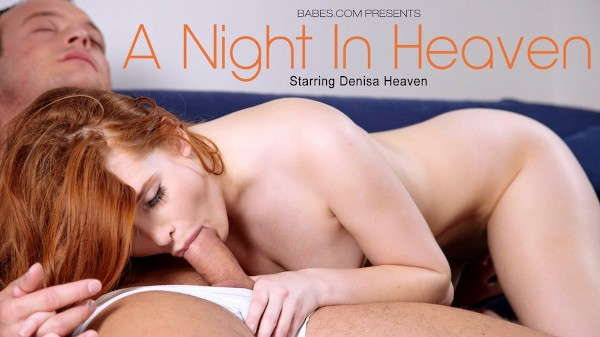 A Night In Heaven - Denisa Heaven, Wein Lewis - Babes