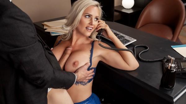 She's A Smooth Operator - Brazzers Porn Scene