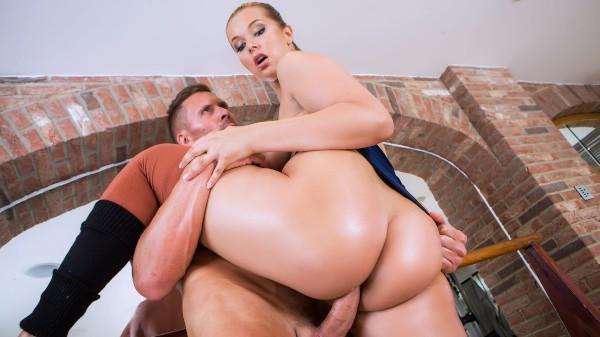 Ballerina Booty - Brazzers Porn Scene