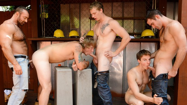 Daddy's Workplace Part 4 - feat Johnny Forza, Cameron Kincade, Tom Faulk, Brad Kalvo, Matthew Ryder