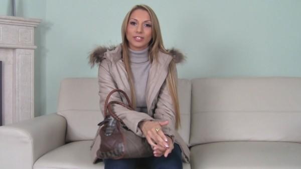 Blonde Needs A Job And A Hard Dick Immediately ft James* - FakeHub.com