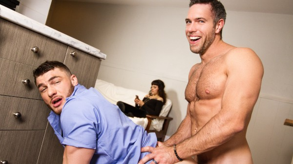 Watch Mr. Fix-it on Male Access - All the Best Gay Porn in One place