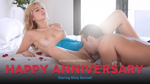 Happy Anniversary - Rocco Reed, Molly Bennett - Babes