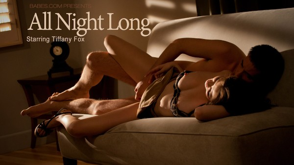 All Night Long - Tiffany Fox, Dane Cross - Babes