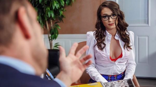 PhDick - Brazzers Porn Scene