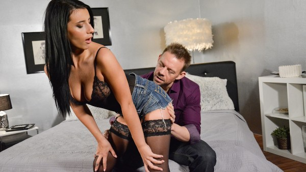 Watch Erik Everhard, Nelly Kent in Anal sex after naughty spanking