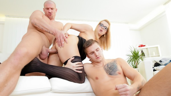 Bi Sexual Cuckold #08 Scene 2 Porn DVD on Mile High Media with Max Born, Ronny Wood, Nikki Dream