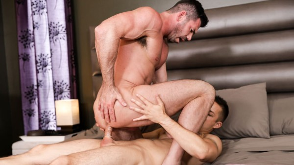 After Party Scene 2 - Billy Santoro, Nic Sahara