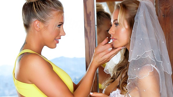 Never Say Never Hardcore Kings Porn 100% XXX on hardcorekings.com starring Nicole Aniston, Samantha Saint