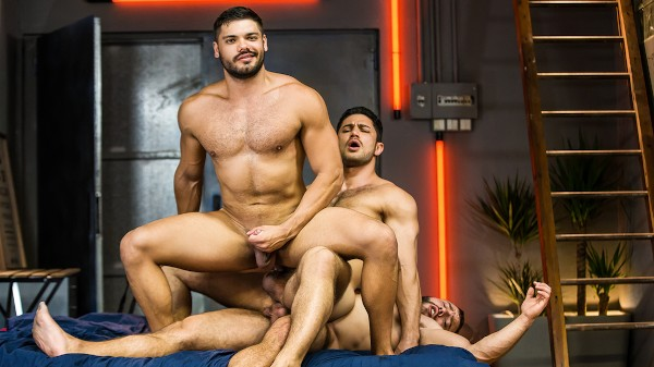 The Boy Is Mine Part 3 - feat Diego Reyes, Dato Foland, Nicolas Brooks