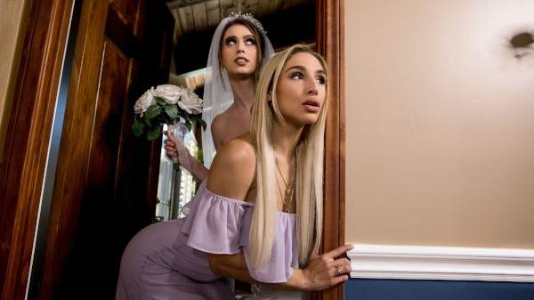 Something Borrowed, Something Blue: Part 1 - Abella Danger, Jill Kassidy - Babes