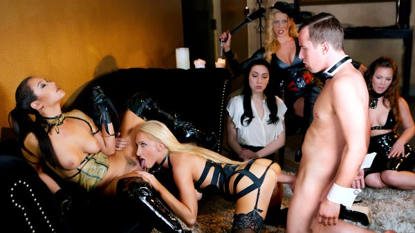 Flesh: House of Hedonism - Episode 1 Elite XXX Porn 100% Sex Video on Elitexxx.com starring Jessy Jones, Eva Lovia, Alix Lynx