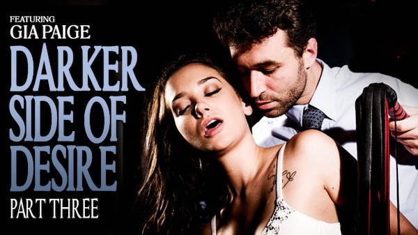 My Master Scene 3 Porn DVD on Mile High Media with Gia Paige, James Deen