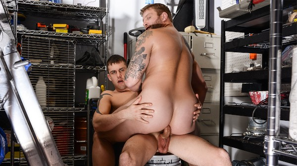 Watch Janitor's Closet Part 3 on Male Access - All the Best Gay Porn in One place
