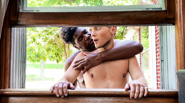 Watch Stuck In The Window on Male Access - All the Best Gay Porn in One place