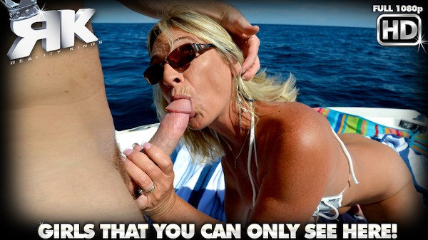 Catch And Release with Levi Cash, Brandi Jaimes at milfhunter.com