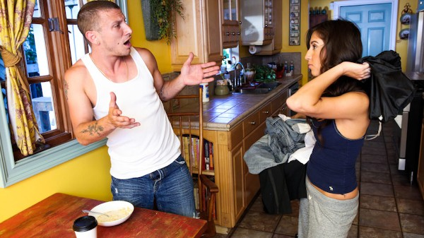 Immoral Proposal Scene 1 Porn DVD on Mile High Media with April O'neil, Mr. Pete