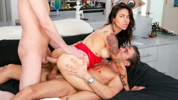 DP My Wife With Me #04 Scene 2 Reality Porn DVD on RealityJunkies with Dana Vespoli