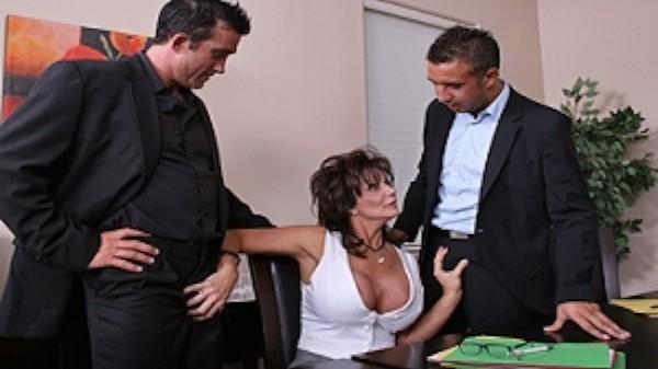 Divorce Settlement - Brazzers Porn Scene