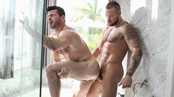 Watch Billy Santoro, Michael Roman in Full Tilt Fuck, Scene 1
