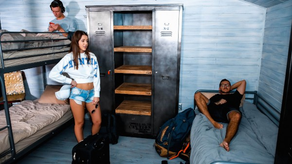 Hostel Takeover featuring Charlie Dean, Sybil - Reckless In Miami Scene