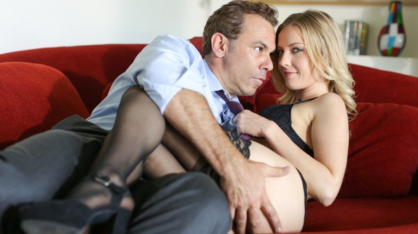 My Daughter's Boyfriend #14 Scene 3 Porn DVD on Mile High Media with Karla Kush, Steven St. Croix
