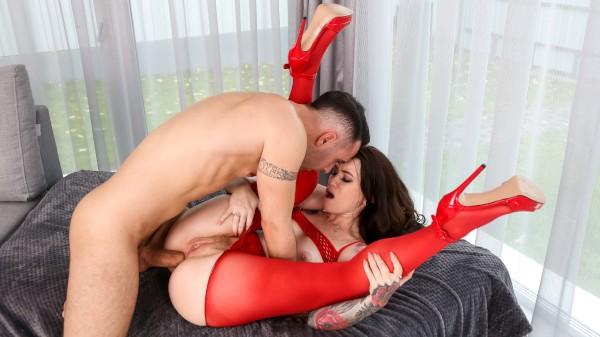 Oily Anal Lap Dance - Brazzers Porn Scene
