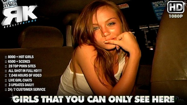 Taxi Cab Cumfessions with Harley at moneytalks.com