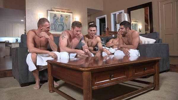 Mountain Getaway: Day 1 - Best Gay Sex