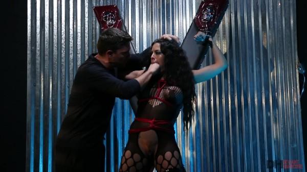 Latina Milf Gets Destroyed