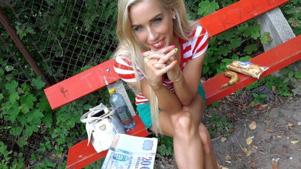 Watch Nesty in Euro Cutie Takes a Sexy Survey