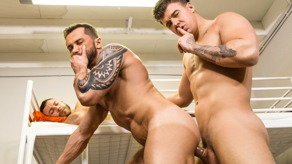 Watch Hostel Takeover Part 2 on Male Access - All the Best Gay Porn in One place