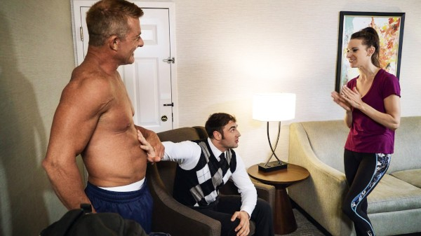 Watch Daddy Intervention on Male Access - All the Best Gay Porn in One place