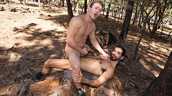 Watch Alexander Gustavo, Ali Liam in Dirty Rider 2 Part #3, Scene 1