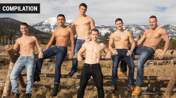 Watch Best Group Scenes on Male Access - All the Best Gay Porn in One place