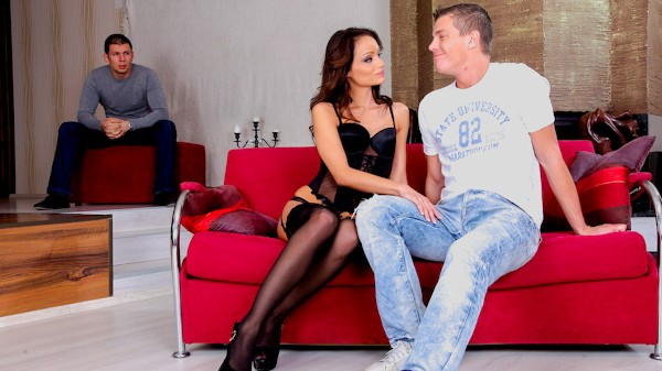 Revenge Cuckold #03 Scene 3 Porn DVD on Mile High Media with Sophie Lynx