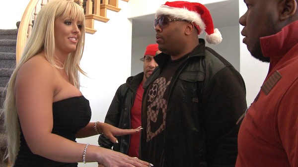 Watch Alura Jenson in Horny Holidays with MLIB