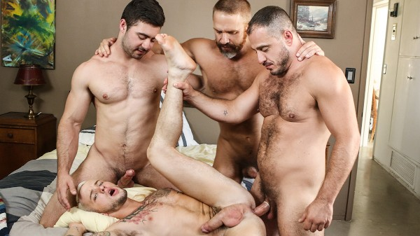 Hairy Tales Part 3 - feat Dirk Caber, Colton Grey, Derek Bolt, Marc Giacomo