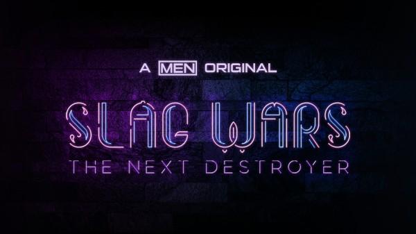Slag Wars 01: Slag On Arrival on SlagWars.com, the best Men.com reality show with Rebecca More and Sophie Anderson