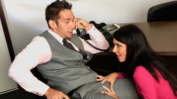 Office Perverts Vol 08 Scene 2 Porn DVD on Mile High Media with Johnny Castle, Jessica Jaymes